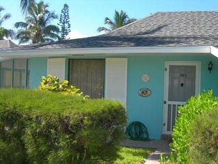 Treasure Cay, Bahamas, Beach Villa, 2 Br, 2 Baths