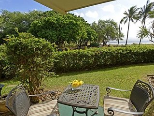 Save uo to 25% OFF!!! -  Ocean View 1 Bd Condo Near Maui's Aquarium