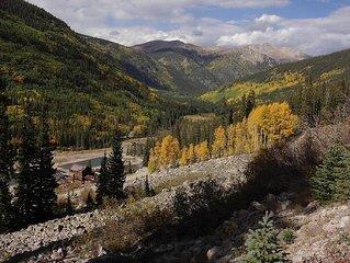 'Explorer's Rest' Cabin Rental - St. Elmo Colorado!