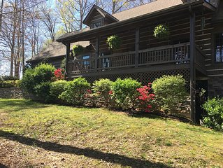 Welcome to the Lodge at Antler Ridge; a cozy Bed & Breakfast near Nashville!