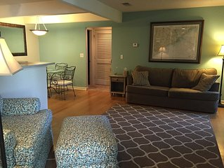 2 BR/ 2 BA Condo Minutes to Beaches and Downtown Chas