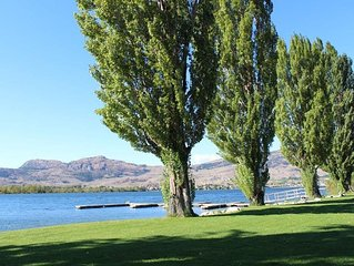 Luxury 5* Townhome on Beautiful Osoyoos Lake