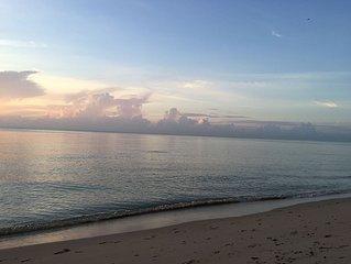 Ocean front beautiful 2 bdr/2bth sleeps 6 (Sian)