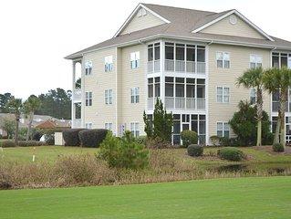 1st Floor Condo On Golf Course And Near Beaches