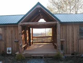Family Friendly Cabins Near Galax, Va & The Blue Ridge Music Center