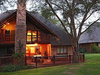Cambalala - Unit 1 - Luxury Self Catering Vacation Rental in Kruger Park Lodge