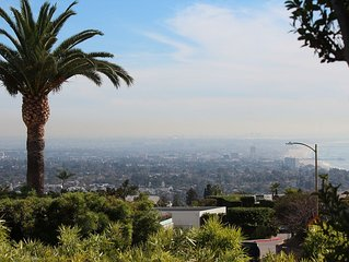 Panoramic Ocean, Mountain & City Views located In prestigious Pacific Palisades