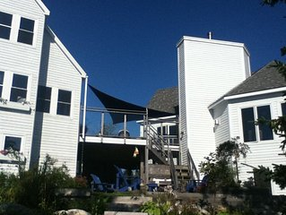 Two Story Guesthouse Located On The Shores Of Beautiful St. Margaret's Bay.