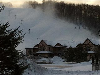 Mountain Run at Boyne 2 BR Villa Christmas 12/23/17 - 12/29/17
