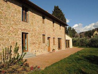 VILLA FONTEVIVA - 17TH CENTURY LUXURY VILLA IN THE CHIANTI HILLS NEAR FLORENCE