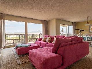 Incredible Bay Views from Top Floor Duplex