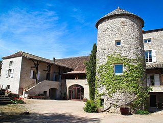 Priory in the Vineyards