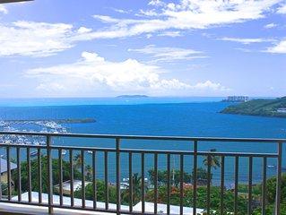 Special Rate! Best Ocean View * Pena Mar Ocean Club Fajardo
