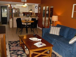 Great Condo for a Family or for Two..Great Decor, Relaxing.