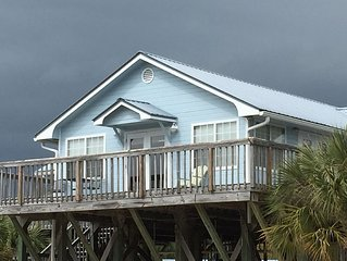 Spring Warrior Fish Camp Lodge, Located on the Gulf of Mexico.
