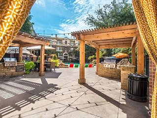 Stay Smart in Dallas Uptown/Downtown 2 Bed 2 Bath(238)