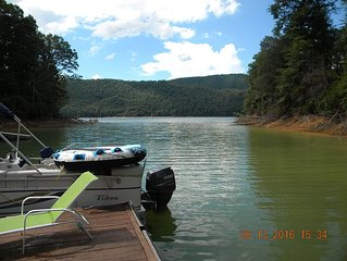 Cozy Cove Cabins At Watauga Lake TN
