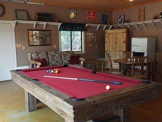 Elk Ridge Lodges:  Green Cabin