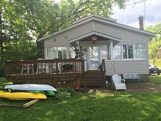 Amazing summer lake escape in our waterfront cottage!!!