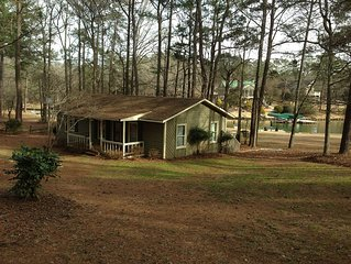 Wonderful 2br Cottage on Lake Oconee
