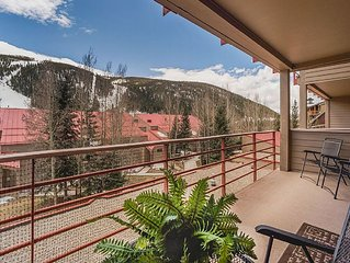 Ski Run 201 - 2 bd/2 ba completely remodeled, walk to slopes in Mtn House!