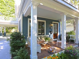 Dreamy Cottage, Perfect Location to Lakes and Town! Cutest Cottage in Charlevoix