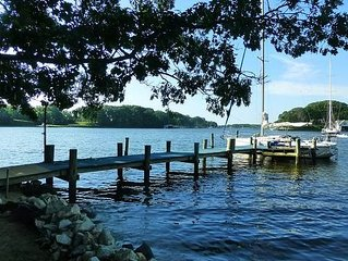 Beautiful, Large, Private, Waterfront Property on Mill Creek