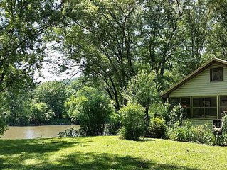 Emmazing Grace Riverside Cottage -Juniata  River