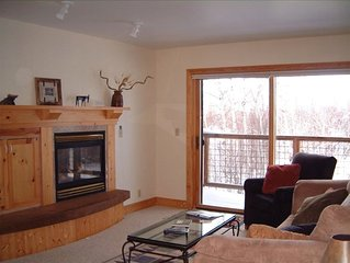 Teton Creek Resort- 2 BR/2 Bath. 1 BR/1bath Also Available