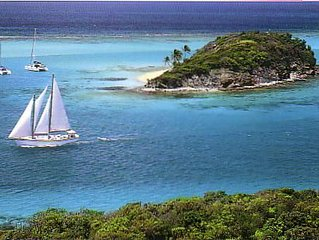 Yacht charter in the Grenadines, Caribbean Islands