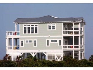 BEST OF THE BEST!Premium Brand New, Oceanfront  Home in Turtle Creek area of OI