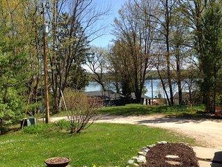 Beautiful Home Overlooking Walloon Lake