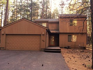 Beautiful Black Butte Ranch Home With Amazing Location
