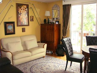 Covid-Free, 3 Bedrooms Apartment At Foot Of Eiffel Tower, Sleeps 6-7, District 7