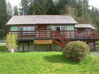 Fully Self Contained 3 Bedroom Cottage On West Coast Of Vancouver Island