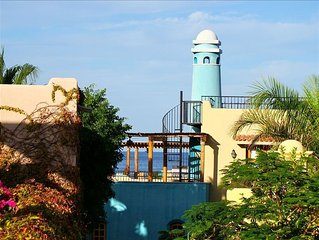 Villages at Loreto Bay Walk to Ocean Golf Pool Bar Cafe $185/nt open 30 days out