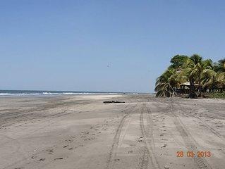 Charming Beachfront Villa!