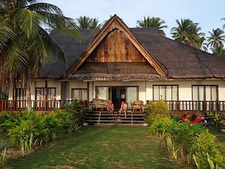 SiargaoSunrise, A Tropical Beach House In The Philippines