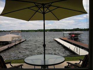 Lakefront Cottage Near Michigan International Speedway