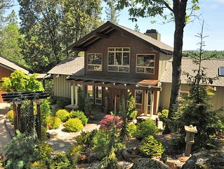 ELEGANT, LIGHT FILLED & SPACIOUS HOUSE CLOSE TO NEVADA CITY & GRASS VALLEY
