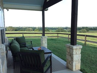 Conveniently Located Near Round Top, Industry, And Brenham!!
