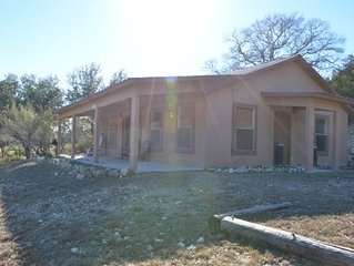 Riverfront Cabin on the Frio