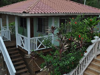 Seaside Inn: Gecko Bungalow- Private Pool! West Bay Beach!!!