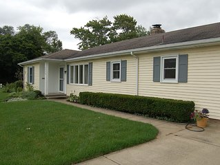 2 BR Family Friendly, Notre Dame Football Rental