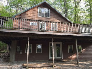 House on Northwood Lake, Vacation, Boating, Fishing, Swimming, Private bea