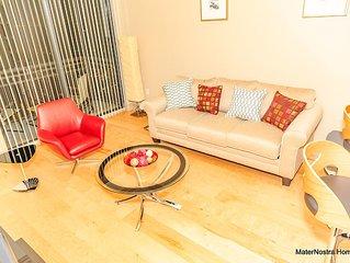 Galleria  Houston  - Luxury High Rise - Exquisitely furnished  -Uptown Park Blvd