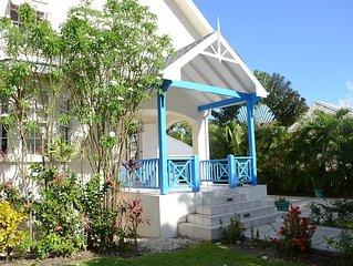 Bajan Blue Caribbean Villa