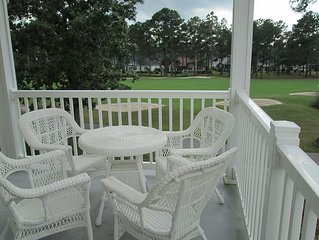 Condo Overlooking Golf Course Near Beaches And Myrtle Beach Attractions