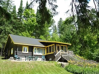 Charming cottage *** between Lake and Mountain CITQ #271390