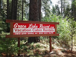 Grace Lake Resort Cabin # 1
